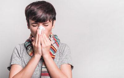 Consejos para mantener la gripe a raya